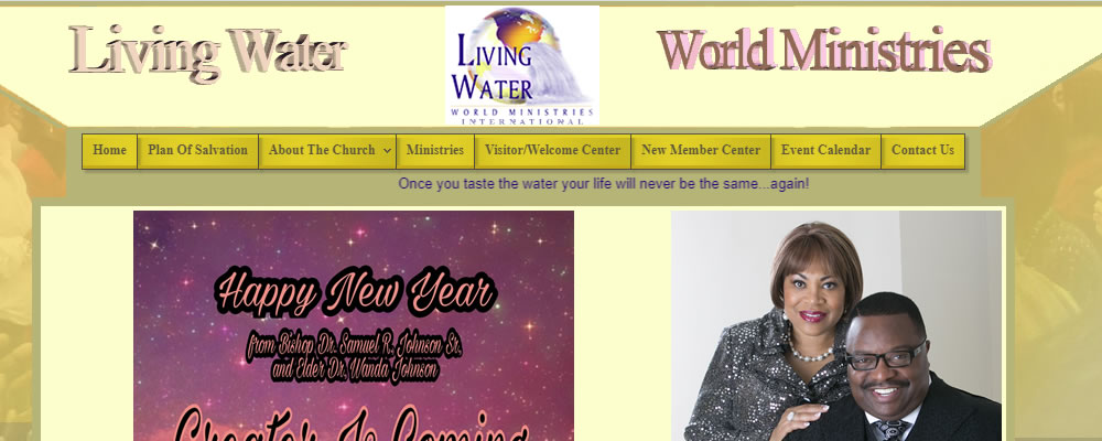 Living Water World Ministries