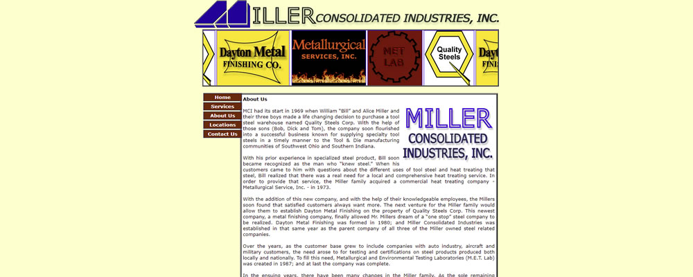 Miller Consolidated